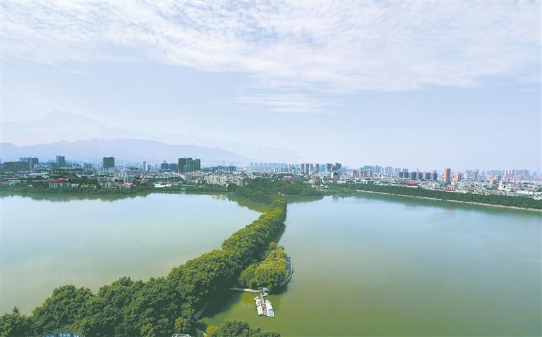 区完成了修水县大洋洲湿地公园,武宁县西海湿地公园等47个各具地域